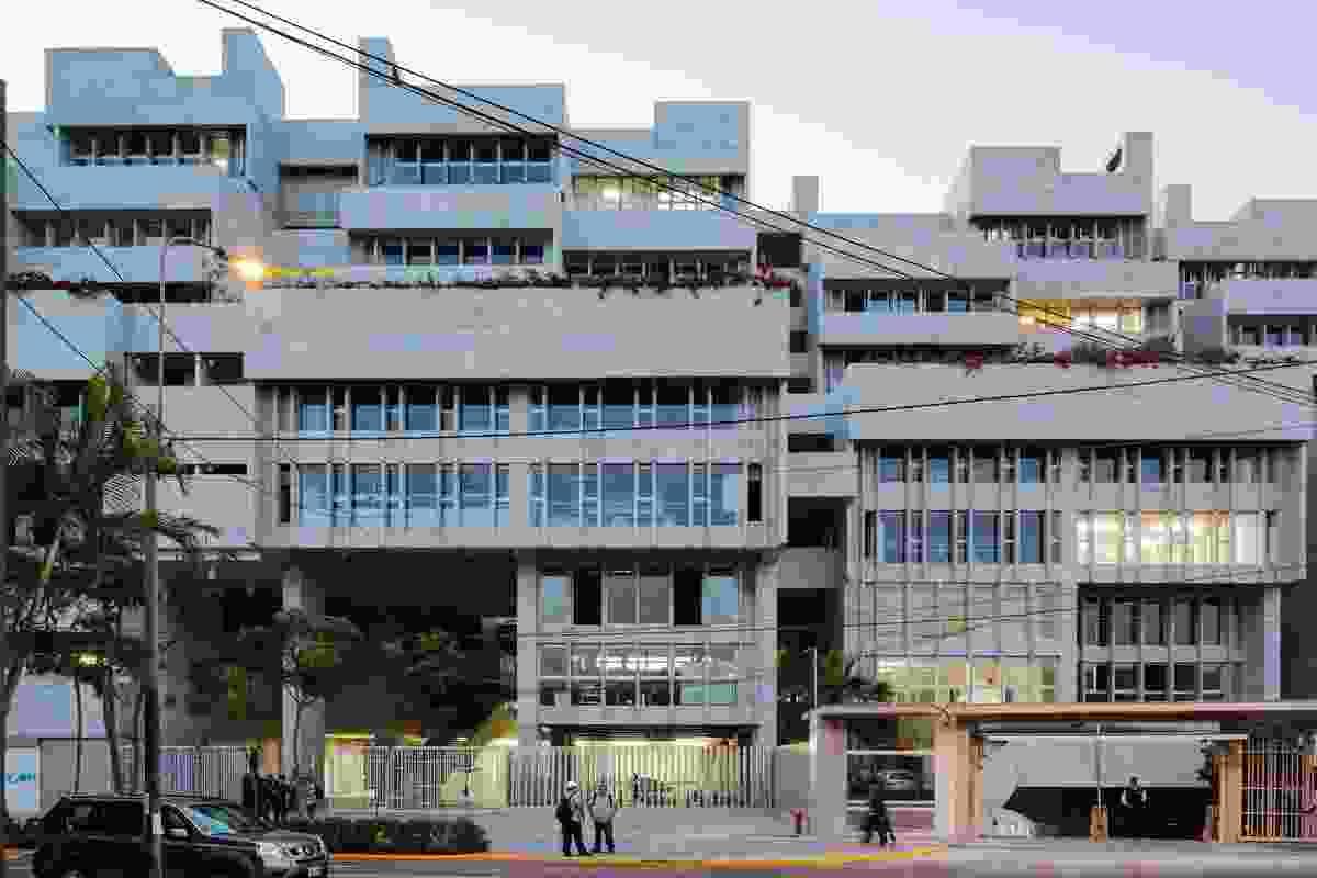 University Campus UTEC Lima.