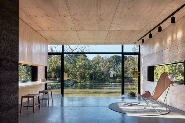 Balnarring Retreat by Branch Studio Architects.