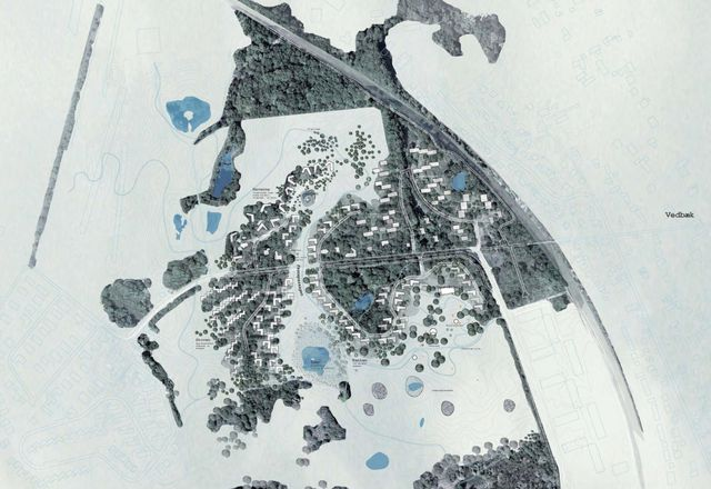 A Terroir masterplan in Denmark.