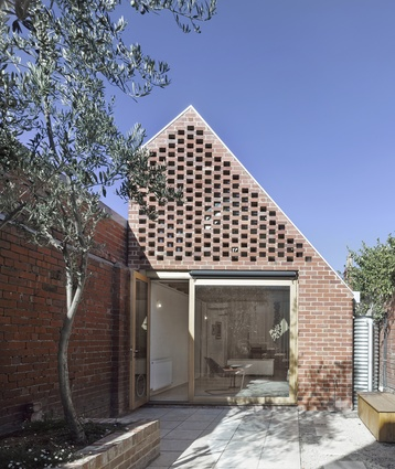 Jewel House (Vic) by Karen Abernethy Architects.