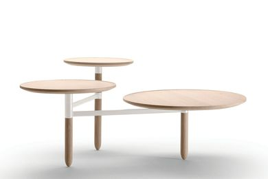 Alki Oreka table by Jean-Louis Iratzoki.