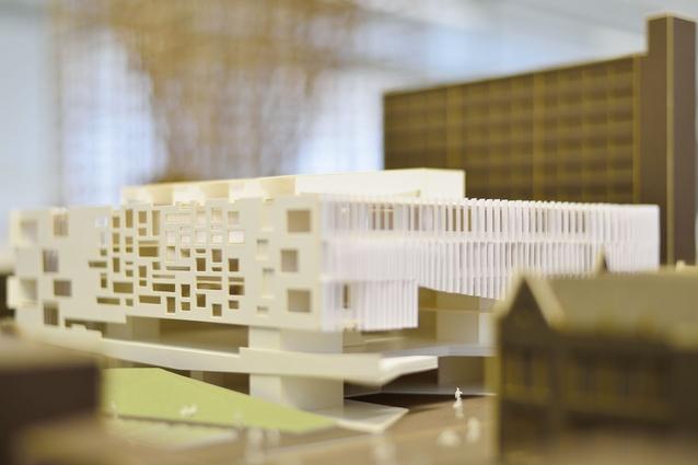 Atlas of the unbuilt world architectureau for University of melbourne landscape architecture