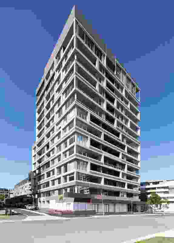 Apex Apartments by Turner Studio.