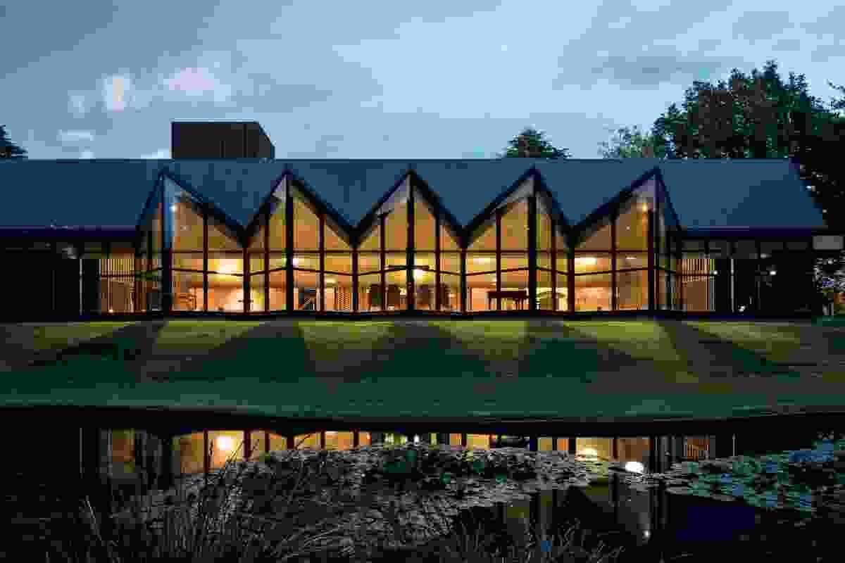 Winner: John Scott Award and Public category – St Andrew's College Centennial Chapel by Architectus.