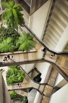 SkyVille at Dawson (Singapore) by WOHA.