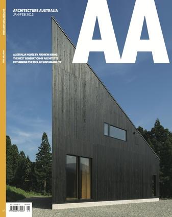 <em>Architecture Australia</em> Jan/Feb 2013.