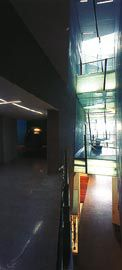 NGV interior.