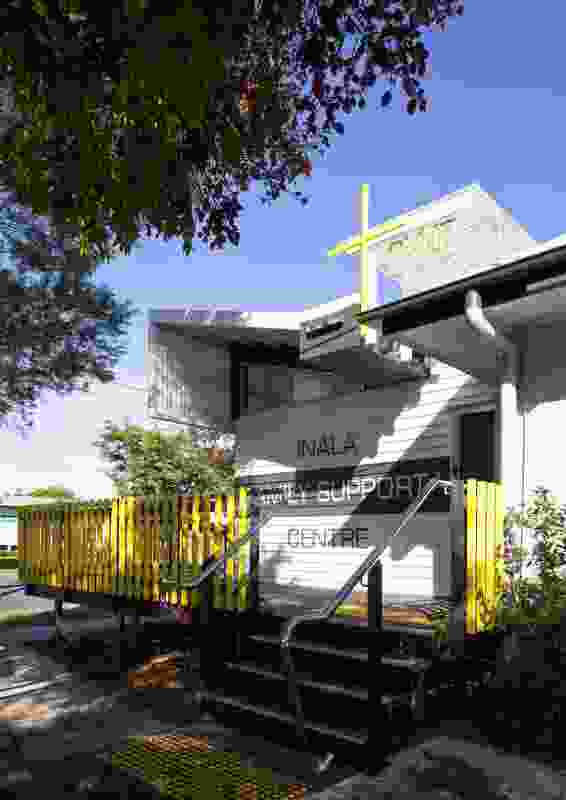 St Vincent de Paul Inala Family Support Centre by Push.