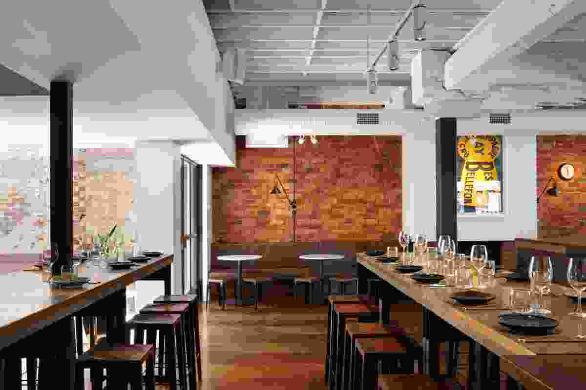 The Smith Restaurant & Bar by Tarryn Joyce & Demie Manolas.