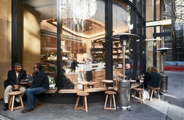2017 Eat Drink Design Awards shortlist: Best Cafe Design