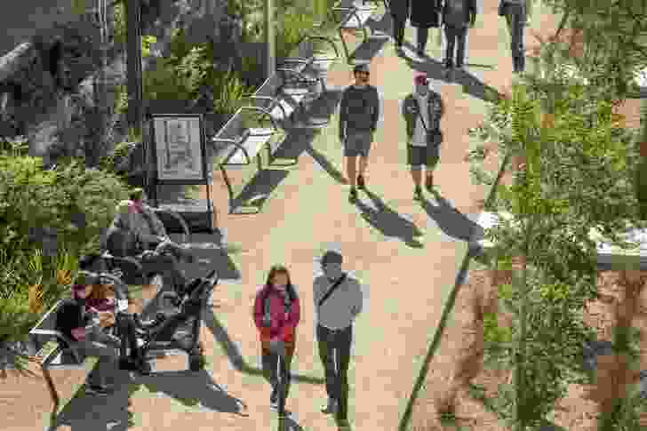 Matron Ruby Grant Park by Sprout Landscape Architecture with CAB Consulting