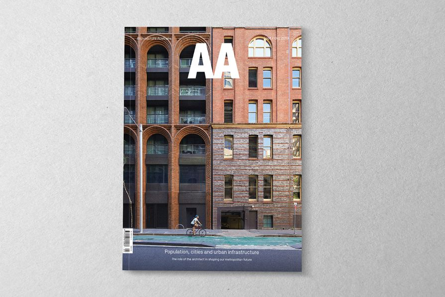 Architecture Australia September/October 2019.