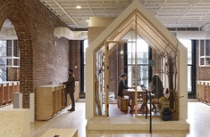 Spaces for innovation: future-focused workplaces