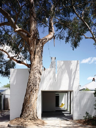 Park Lane House (Vic) by Kennedy Nolan Architects.