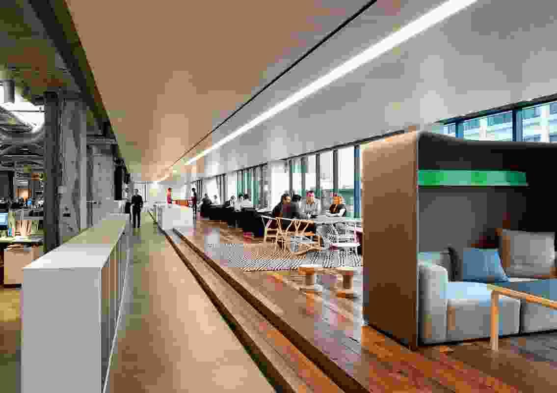 BVN Sydney Studio Fitout by BVN Architecture.