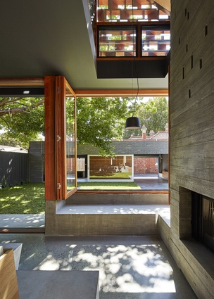 Local House (Vic) by Make Architecture.