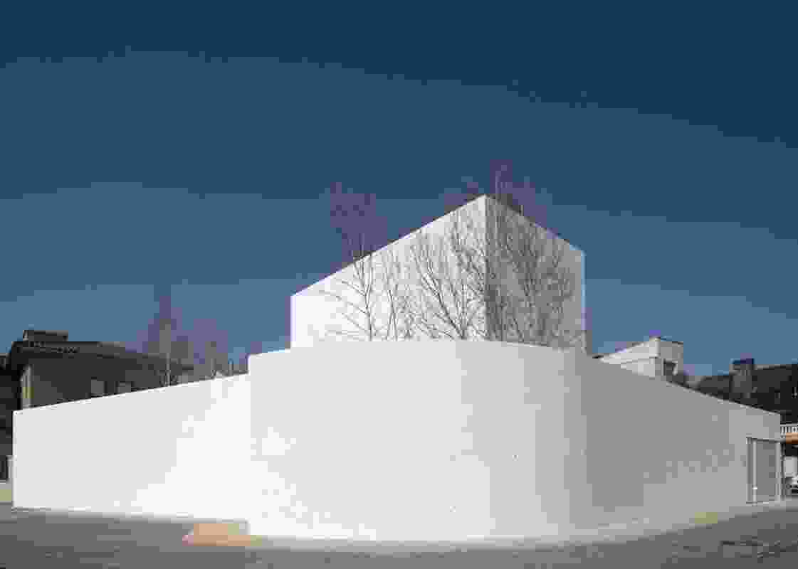 Moliner House by Alberto Campo Baeza.