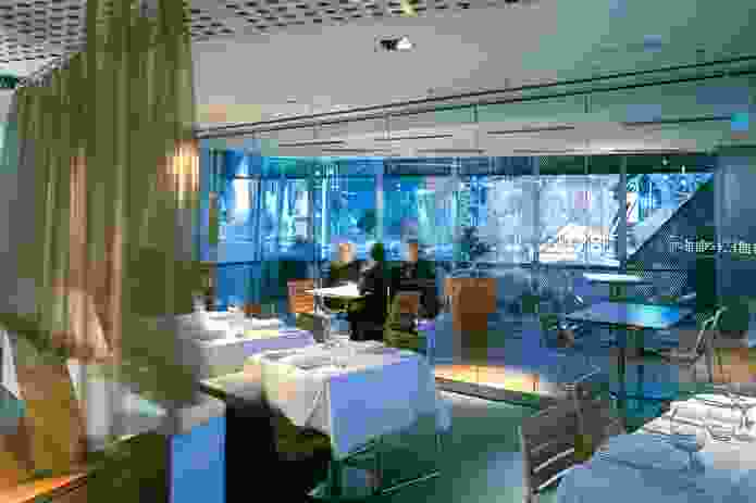 2005 Hospitality Design Award: Taxi Restaurant by Maddison Architects.