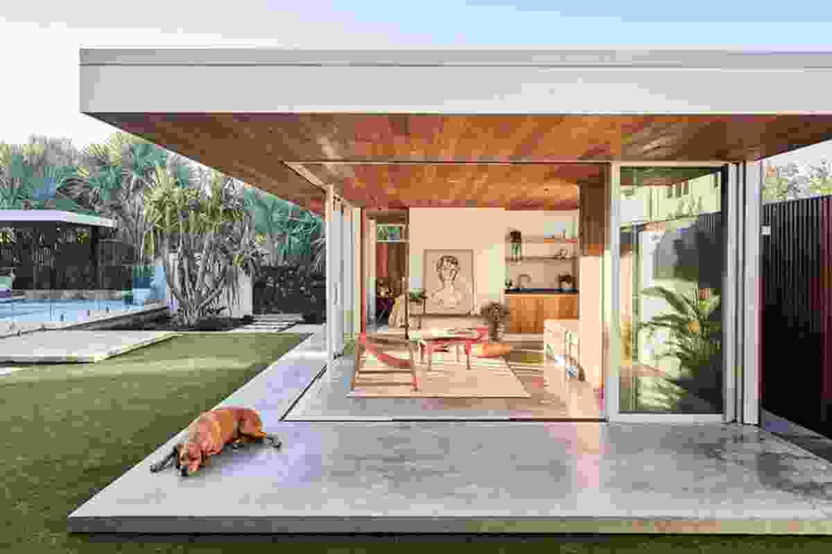 Marvell Studio, Byron Bay by Harley Graham Architects.