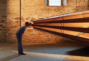 Somewhere Other by John Wardle Architects at the 2018 Venice Architecture Biennale.