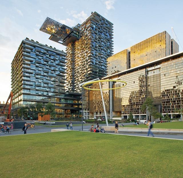 The New Chinatown: Sydney's Southern CBD