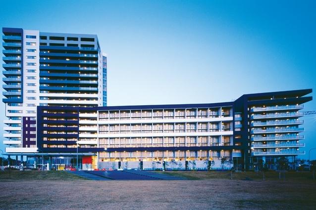 4 Residential Blocks, Victoria Park, Sydney, Australia (with Turner Associates), 2006.
