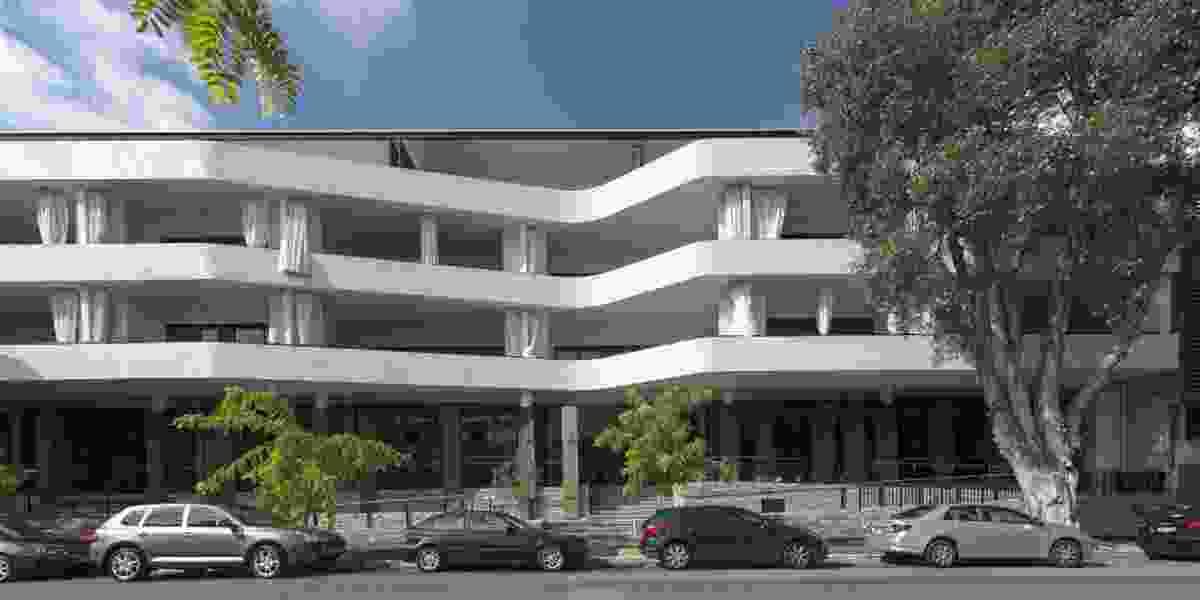 Casba by Billard Leece Partnership & SJB Architects.