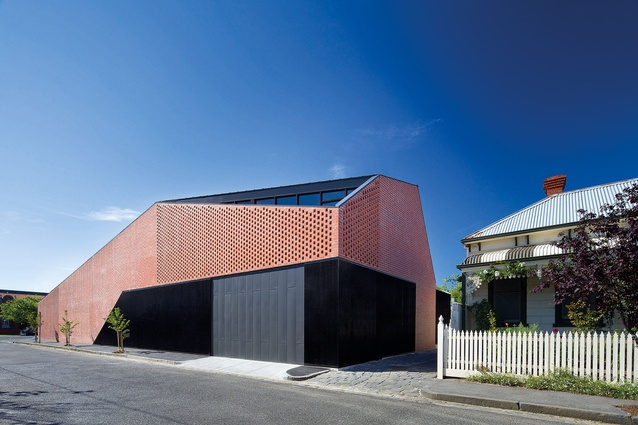 Middle Park House by Jackson Clements Burrows Architects.