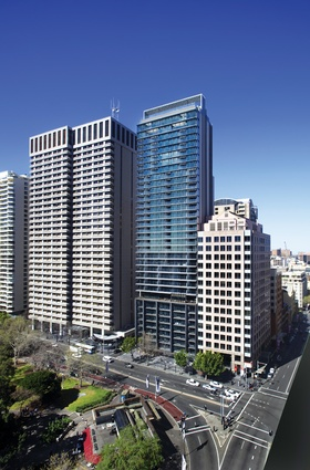 The Hyde by WOHA for developer Stockland (completed 2010).