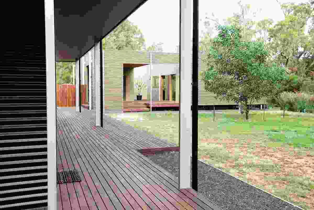 New House over 200m² – Norfolk Farm by CODA (WA).