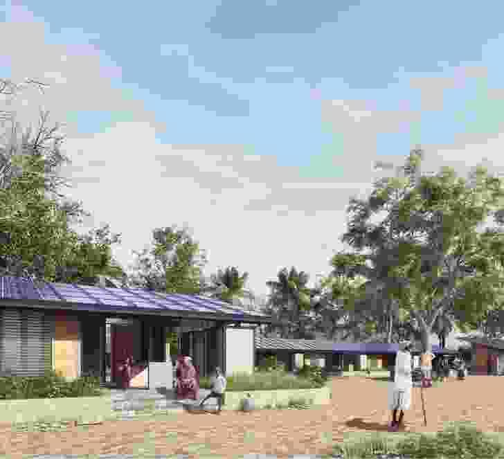 Power Hyde by Billion Bricks and Architecture Brio, whose principals will speak at Landscape Australia Conference 2018.