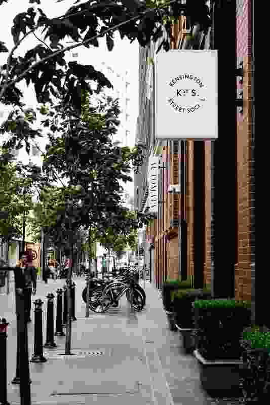 Kensington Street, Chippendale.