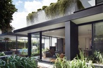 Pavilion living: Annandale Residence