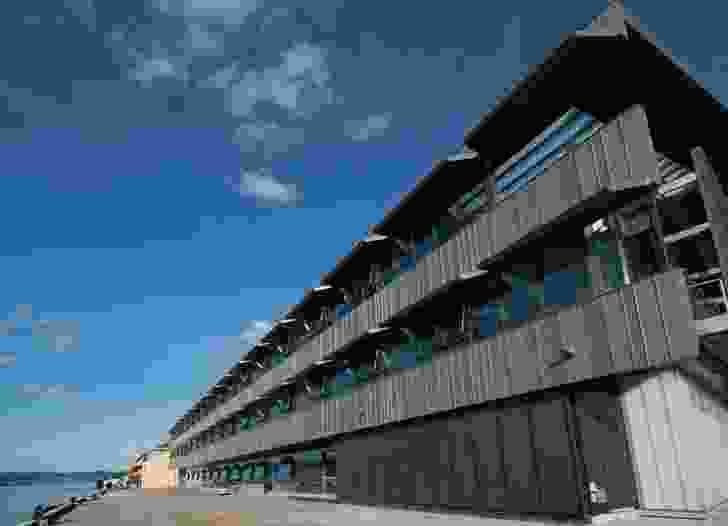 UTAS Institute for Marine & Antarctic Studies (Tas) by John Wardle Architects + Terroir, in Association.