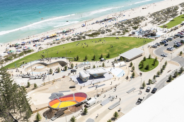 Scarborough Foreshore Redevelopment – Metropolitan Redevelopment Authority (MRA) and City of Stirling.
