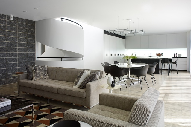 Tennyson Point House by Greg Natale Design.