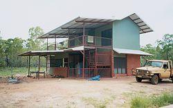Four-bedroom house, Bawinanga, NT.