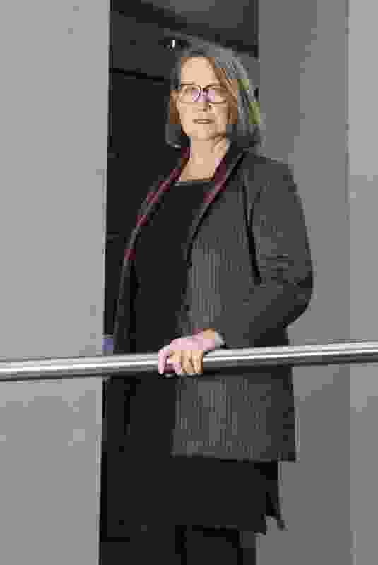 Dr Deborah Dearing, incoming president of the NSW Architects Registration Board.