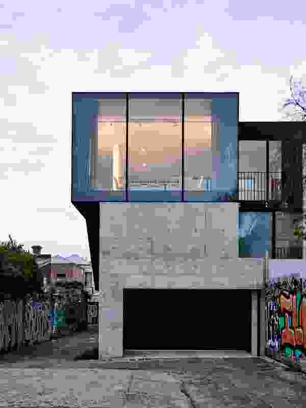 Fitzroy Lane House by Kennedy Nolan.