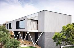 Fresh breeze: Sorrento House