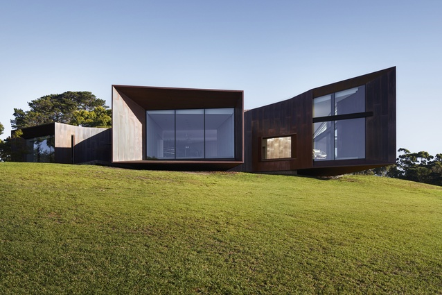 Boneo Country House by John Wardle Architects.