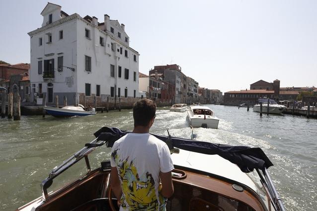 Venice, 26 August.