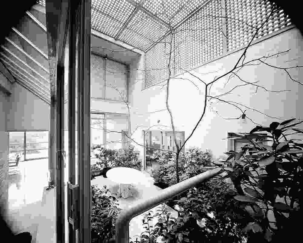 Scroggie House, 1976.