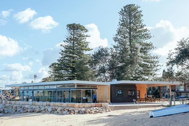 Ettalong Café, The Esplanade by CKDS Architecture.
