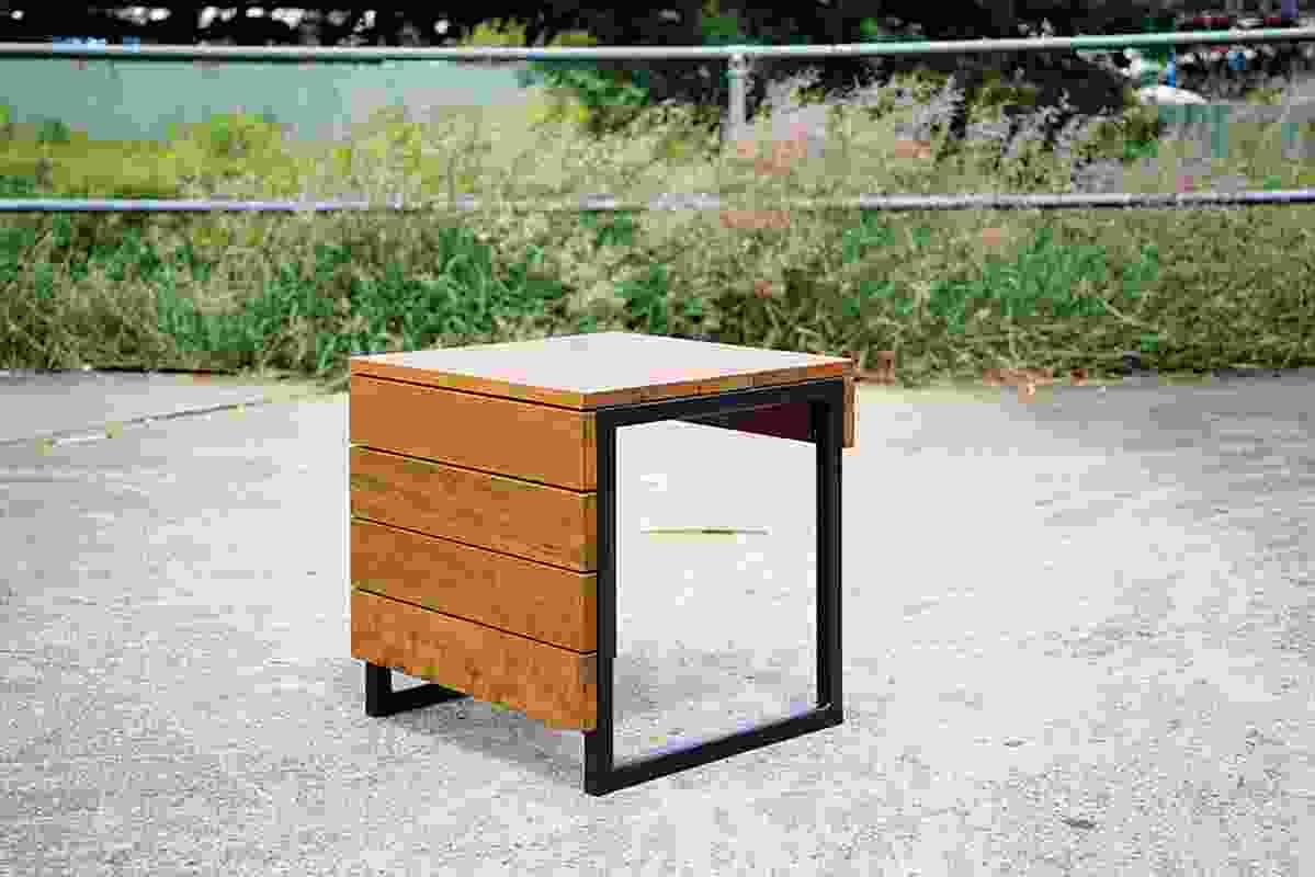 Urban stool.