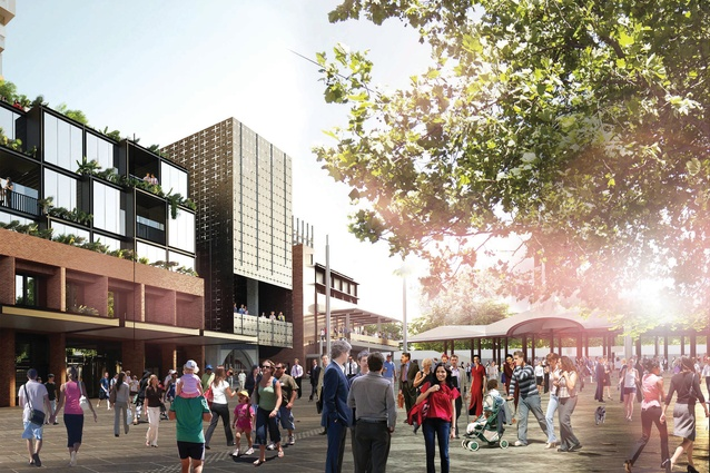 The Munro site redevelopment will include approximately 2,500 square metres of public spaces.