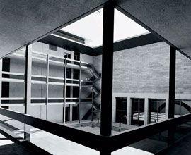 Playhouse court, 1968.