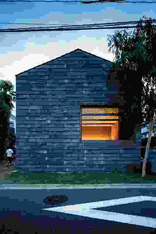 Komazawa House (2011) by Go Hasegawa and Associates.