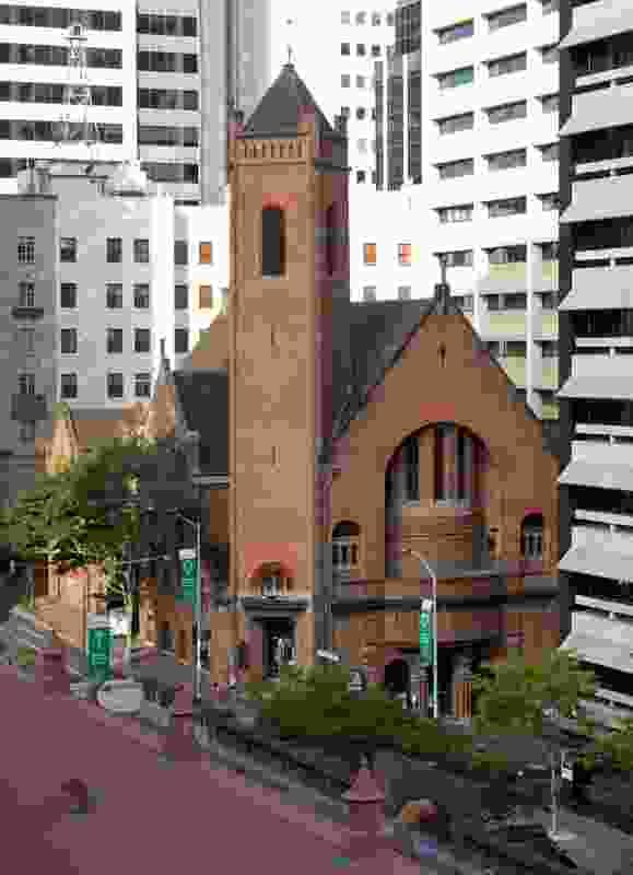 St Andrews Uniting Church, Brisbane,