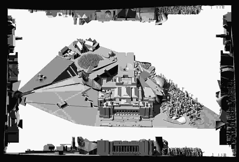 Joshua Morrin's project (RMIT).